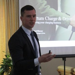 Michael Warner from Fortum – Charge & Drive has joined EVIM Central Europe – 2016 as a speaker