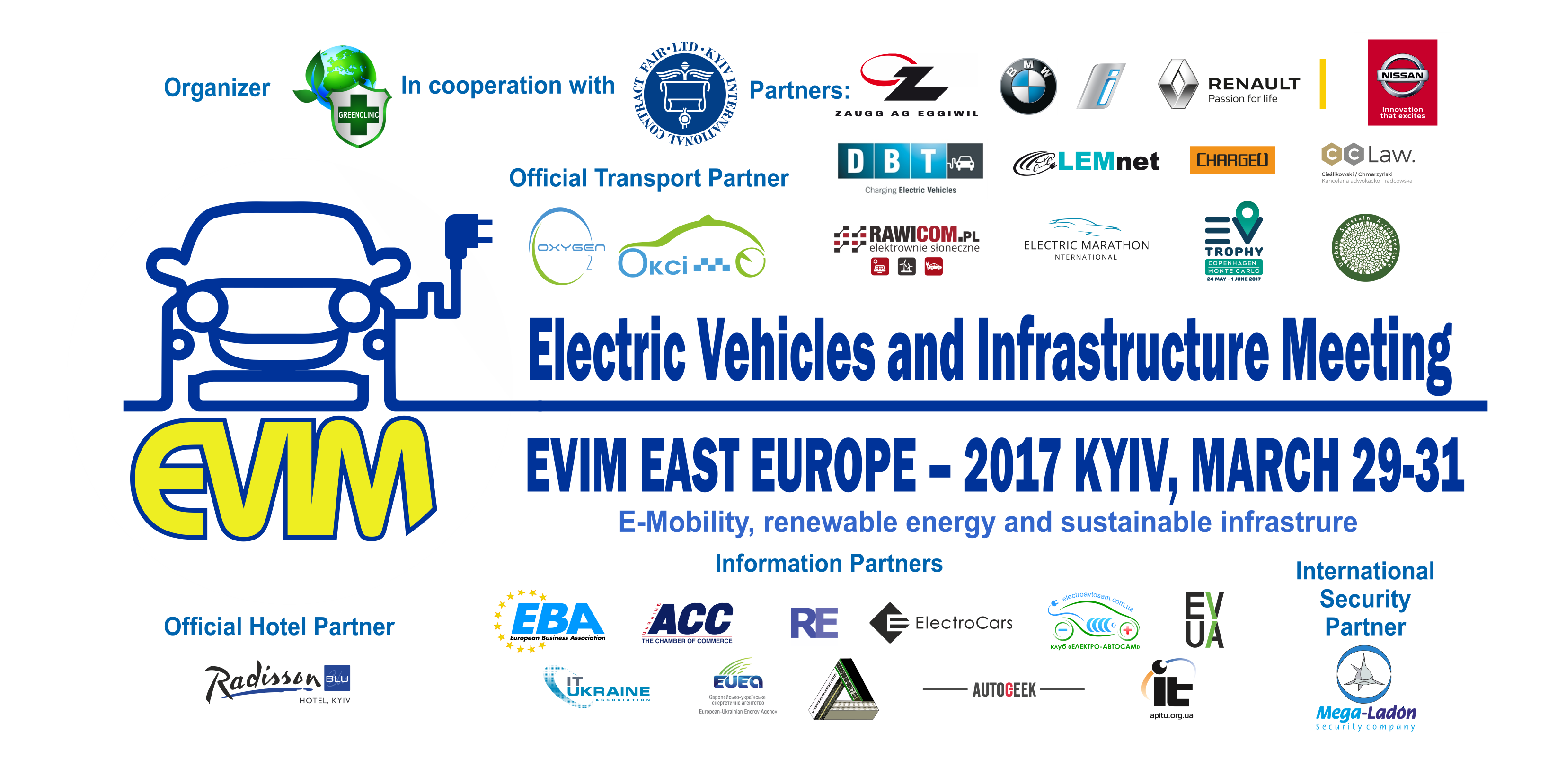 What will be discussed in the expert panel sessions of EVIM East Europe – 2017 International Summit?