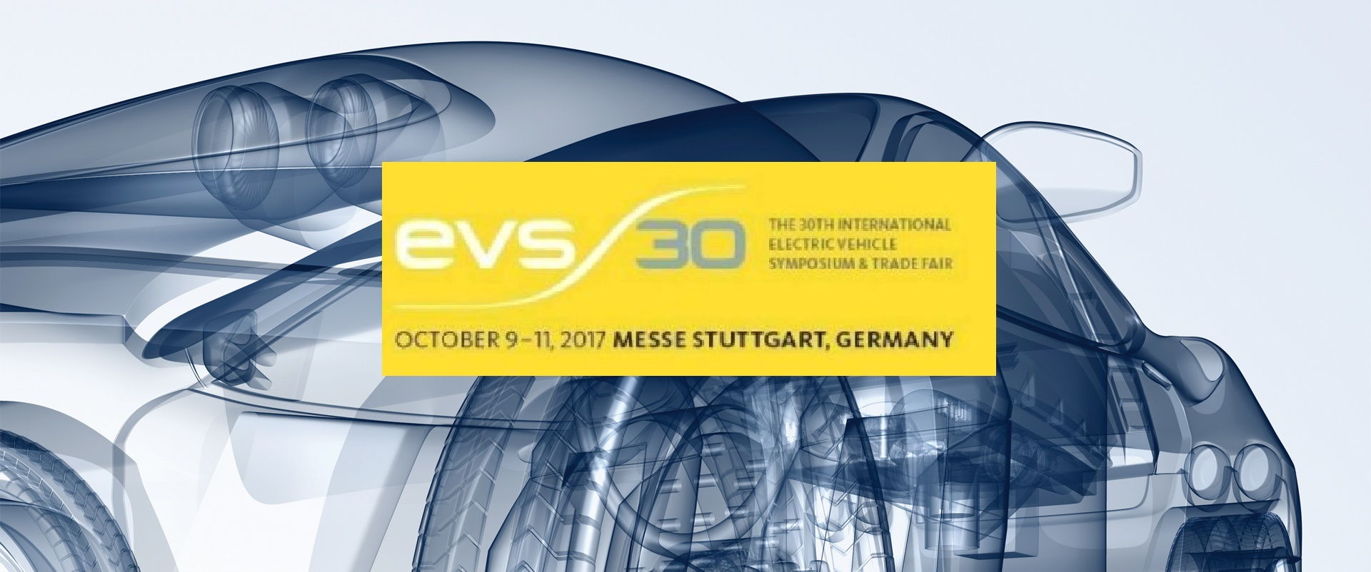 EVS30, global emobility gathering, on three days in Stuttgart become a center for world's EV community